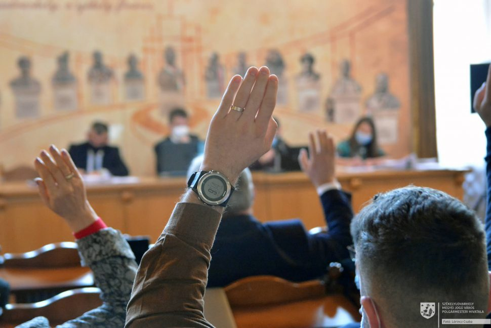 A februári rendes havi tanácsülés összefoglalója